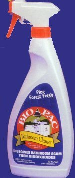 Bio Pac Bathroom Cleaner Pine Forest Fresh