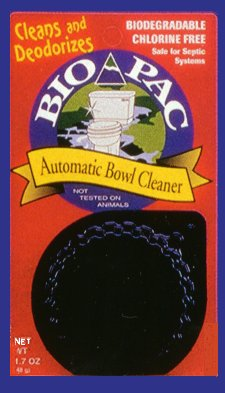 Bio Pac Automatic Bowl Cleaner