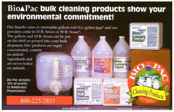 Bio Pac Bulk Cleaning Products -  Bulk Laundry Liquid, Bulk Dish Liquid, Bulk Laundry Powder, Bulk Dish Powder