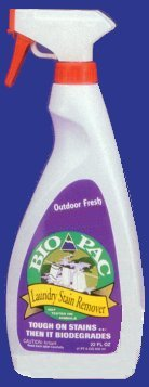 Bio Pac Laundry Stain Remover