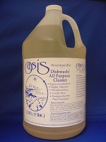 Oasis Dishwash / All Purpose Cleaner- 1 Gallon