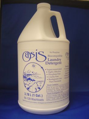 Oasis Biocompatible Laundry Detergent